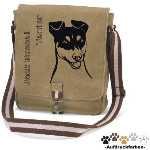 "Canvas-Tasche ""Jack Russell Terrier 11a"""