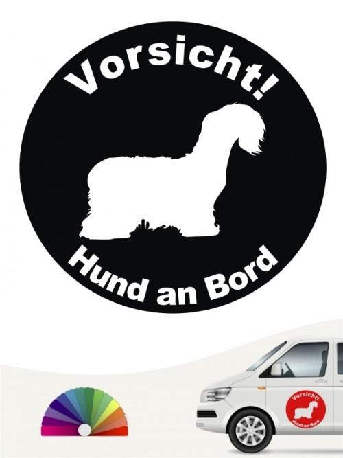 Cesky Terrier Aufkleber von anfalas.de