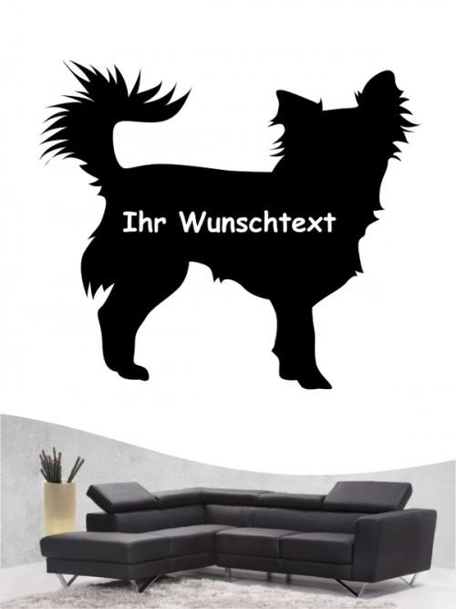 Chihuahua 3 - Wandtattoo