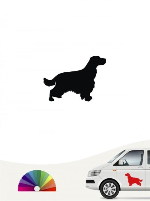 Hunde-Autoaufkleber Cocker Spaniel 1 Mini von Anfalas.de