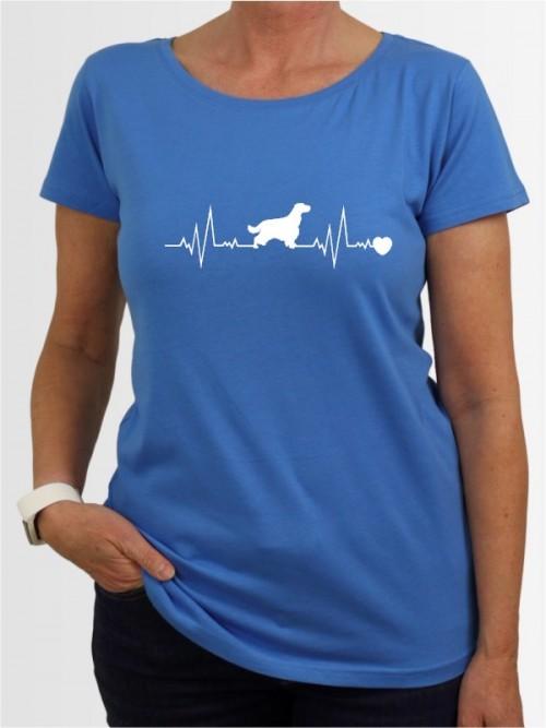 """Cocker Spaniel 41"" Damen T-Shirt"