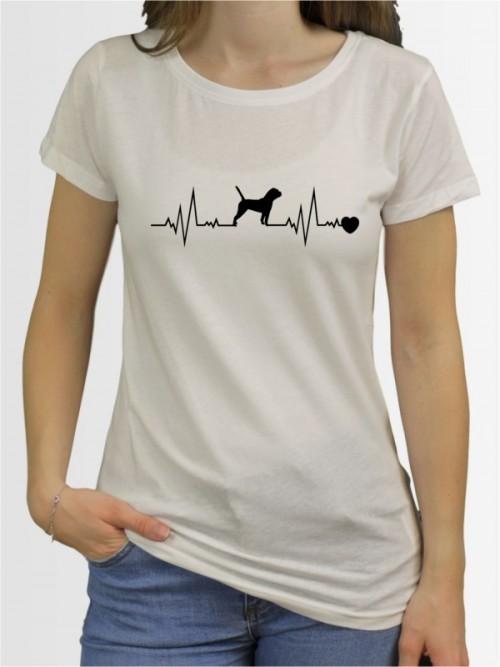 """""""Continental Bulldogge 41"""" Damen T-Shirt"""