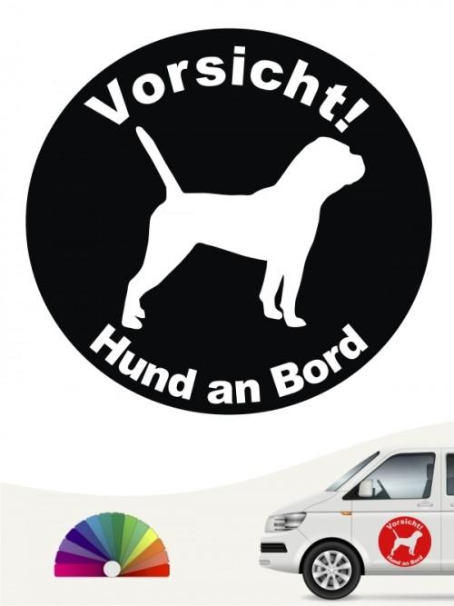 Continental Bulldogge Aufkleber von anfalas.de
