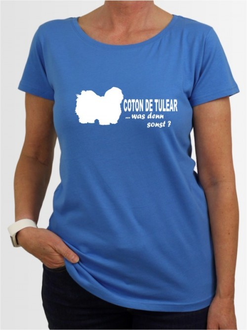 """Coton de Tulear 7"" Damen T-Shirt"