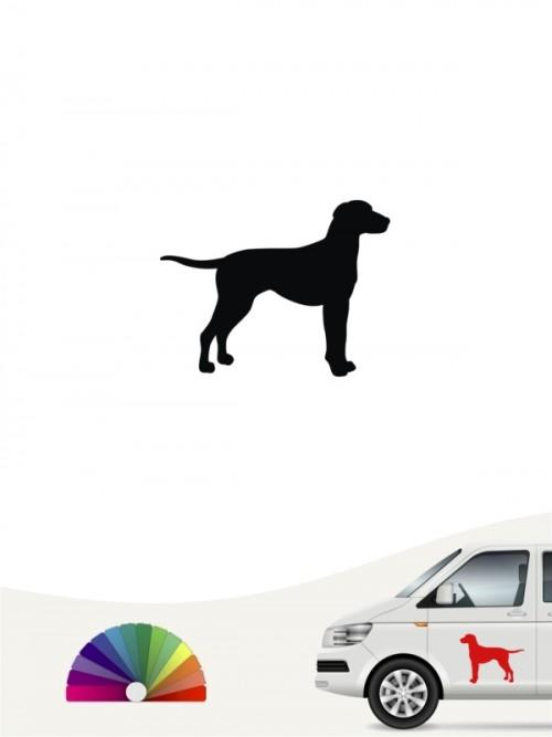 Hunde-Autoaufkleber Dalmatiner 1a Mini von Anfalas.de