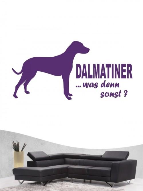 Dalmatiner 7 - Wandtattoo