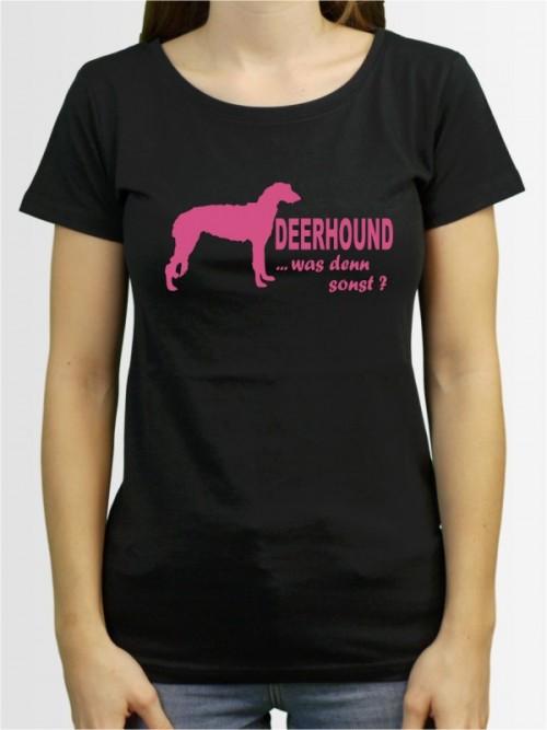 """""""Deerhound 7"""" Damen T-Shirt"""