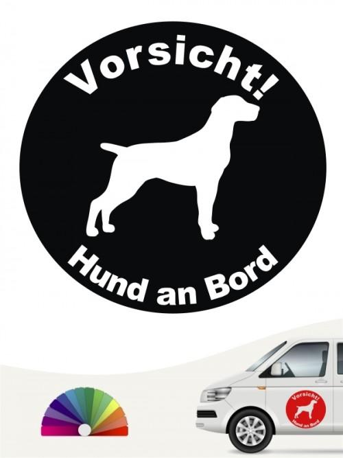Deutsch Kurzhaar Aufkleber von anfalas.de