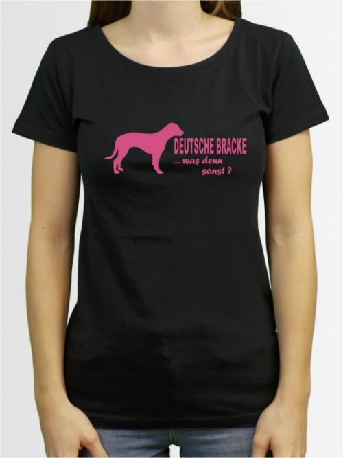 """""""Deutsche Bracke 7"""" Damen T-Shirt"""