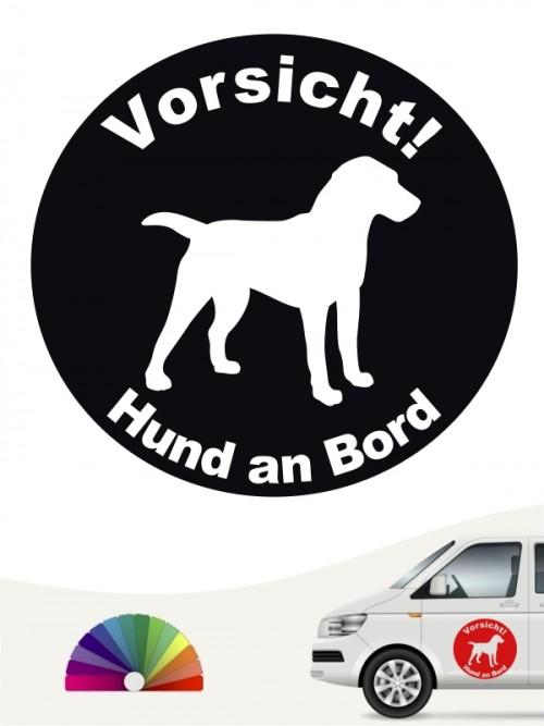 Deutscher Jagdterrier Aufkleber von anfalas.de