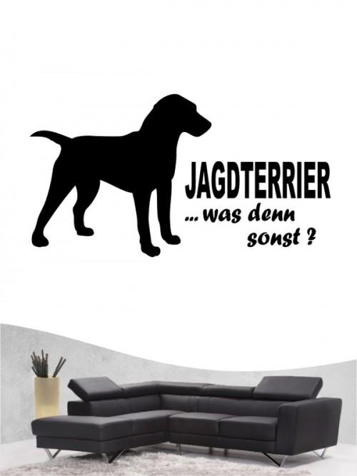 Deutscher Jagdterrier 7 - Wandtattoo