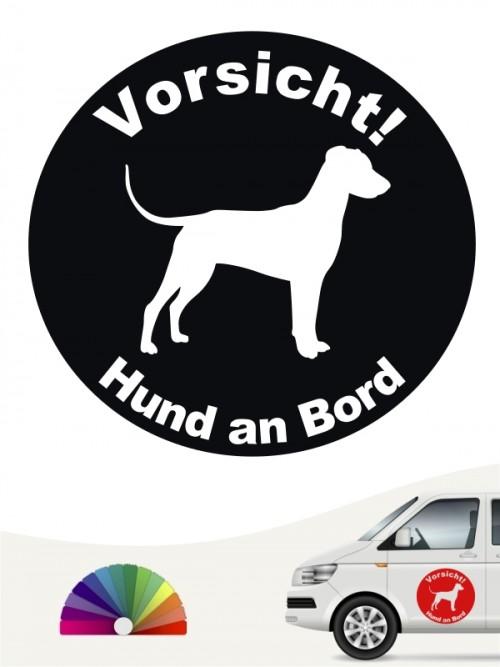 Deutscher Pinscher Aufkleber von anfalas.de