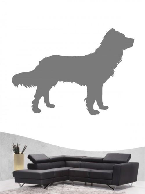 Deutscher Wachtelhund 1 Wandtattoo