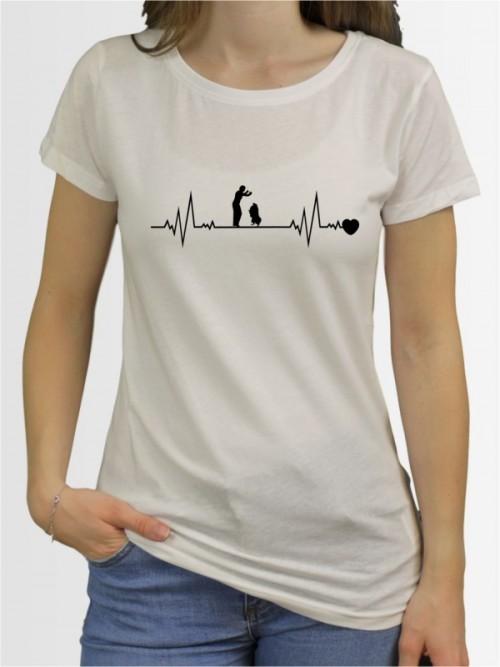 """""""Dog Dancing 41"""" Damen T-Shirt"""