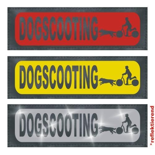 Klettlogo Dogscooting Beispielbild Wunschlogo24.de 1