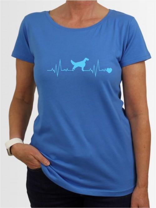 """English Setter 41"" Damen T-Shirt"