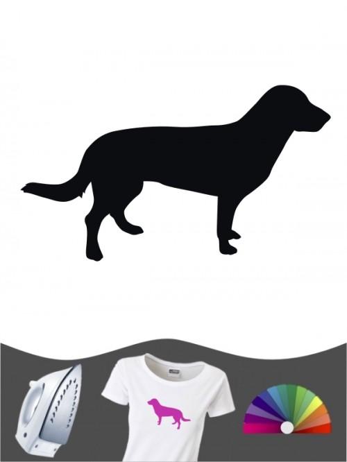 Entlebucher Sennenhund 1 - Bügelbild