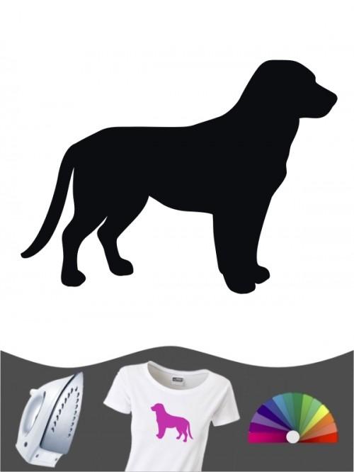 Entlebucher Sennenhund 1a - Bügelbild
