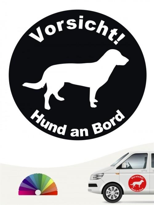Entlebucher Sennenhund  Aufkleber von anfalas.de