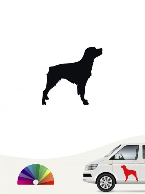 Hunde-Autoaufkleber Epagneul Breton 1 Mini von Anfalas.de
