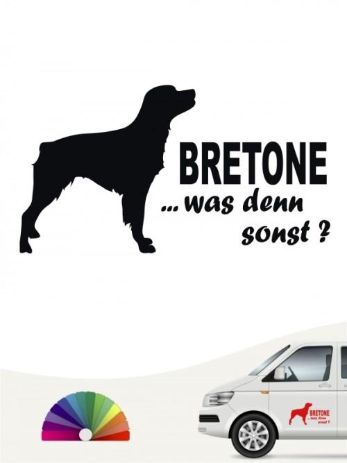 Bretone was denn sonst Aufkleber anfalas.de