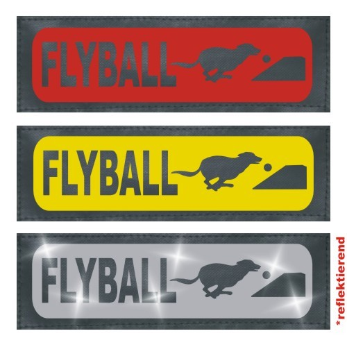 Klettlogo Flyball Beispielbild Wunschlogo24.de 1