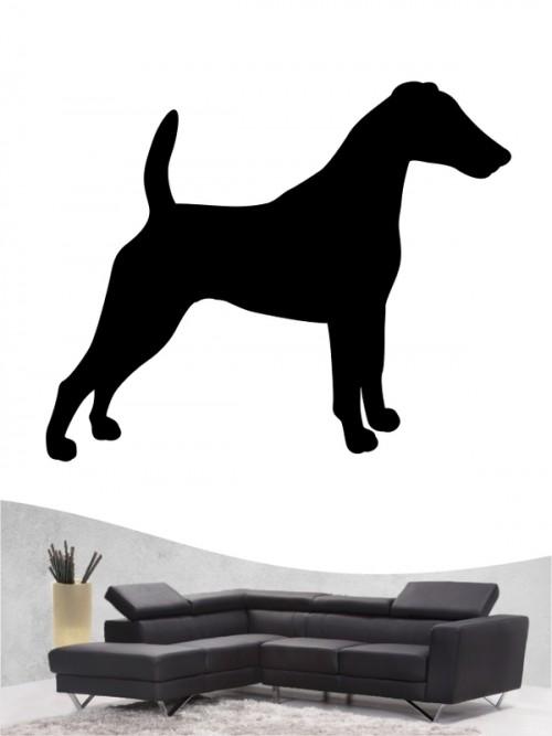 Fox Terrier 1 - Wandtattoo