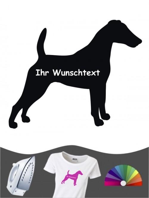 Fox Terrier 3 - Bügelbild