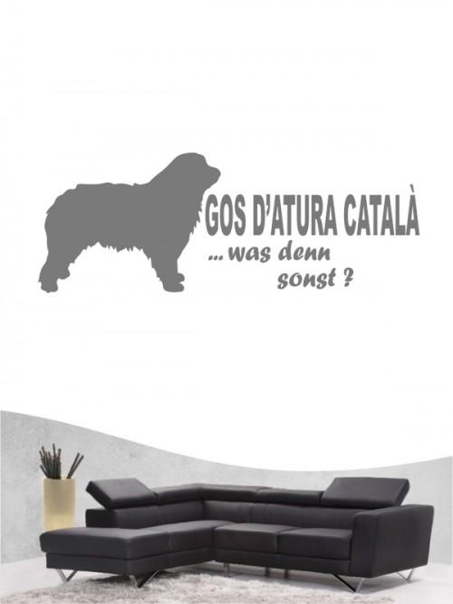 Gos d'Atura Català 7 - Wandtattoo