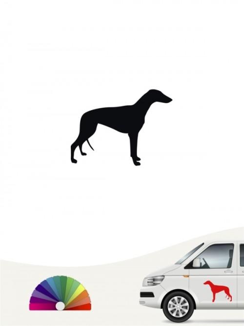 Hunde-Autoaufkleber Greyhound 1 Mini von Anfalas.de