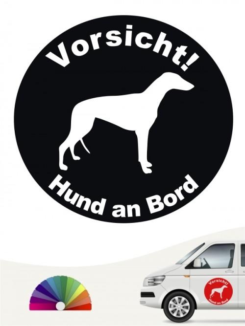 Greyhound Aufkleber von anfalas.de