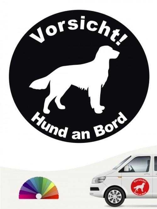 Grosser Münsterländer Aufkleber von anfalas.de