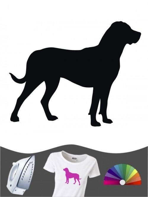 Großer Schweizer Sennenhund 1 Bügelbild