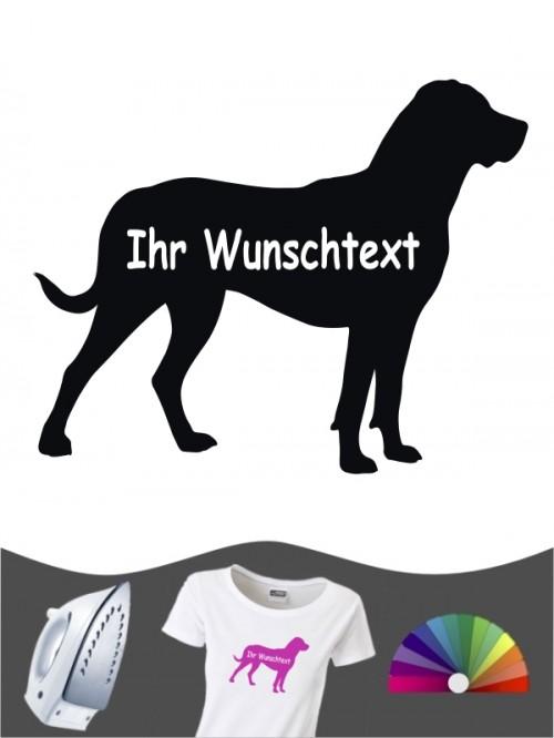 Großer Schweizer Sennenhund 3 Bügelbild