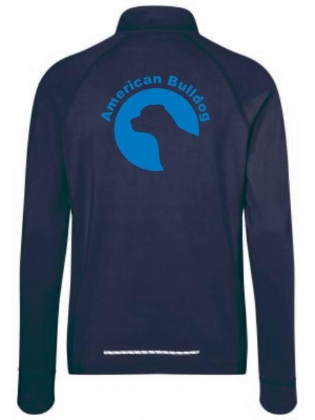 Herren Sport Langarm-Shirt mit Wunschmotiv von anfalas.de
