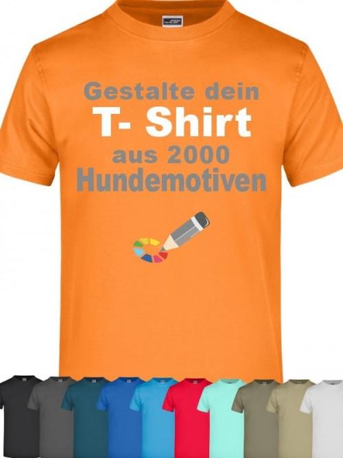 Herren T-Shirt mit Hundemotiv von Anfalas.de 3