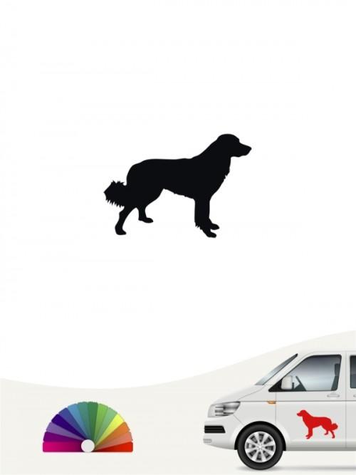 Hunde-Autoaufkleber Hovawart 1 Mini von Anfalas.de