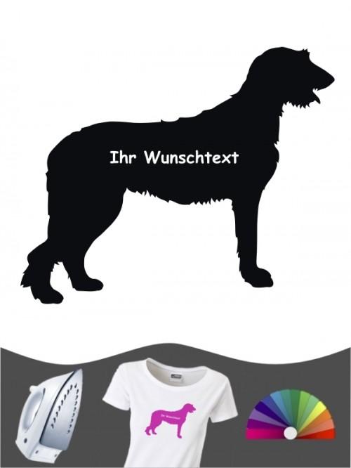 Irish Wolfhound 3 - Bügelbild