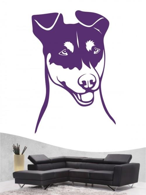 Jack Russell Terrier 11a - Wandtattoo