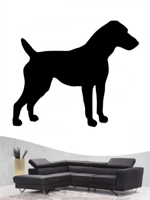 Jack Russell Terrier 1 - Wandtattoo