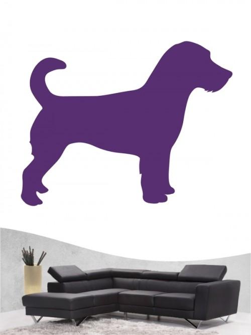 Jack Russell Terrier 1a - Wandtattoo