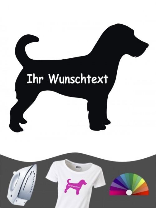 Jack Russell Terrier 3a - Bügelbild