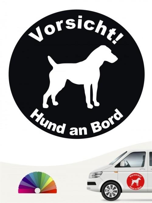 Jack Russell Terrier Aufkleber von anfalas.de
