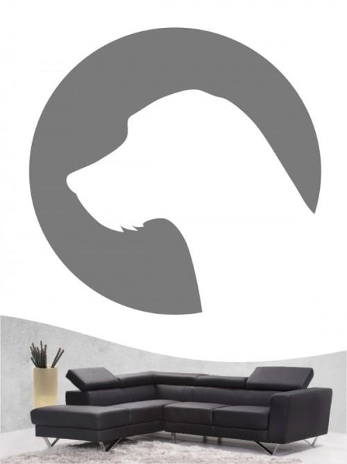 Jack Russell Terrier 45a - Wandtattoo