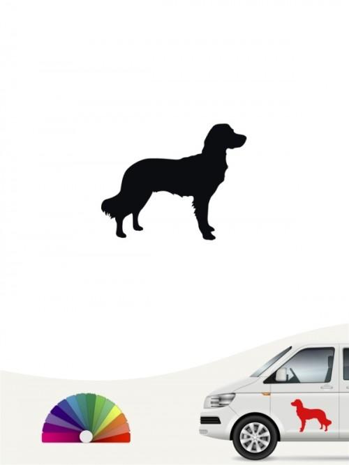 Hunde-Autoaufkleber Kleiner Münsterländer 1 Mini von Anfalas.de