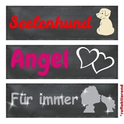 Wunschlogo K9 mit Beste Freunde-Motiv von anfalas.de