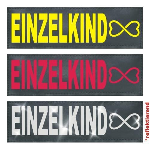 Klettlogo Einzelkind Beispielbild  1 Wunschlogo24.de