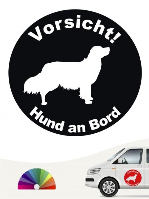 Kooikerhondje Aufkleber von anfalas.de