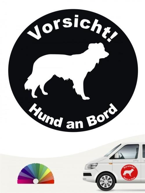 Kromfohrländer Glatthaar Aufkleber von anfalas.de