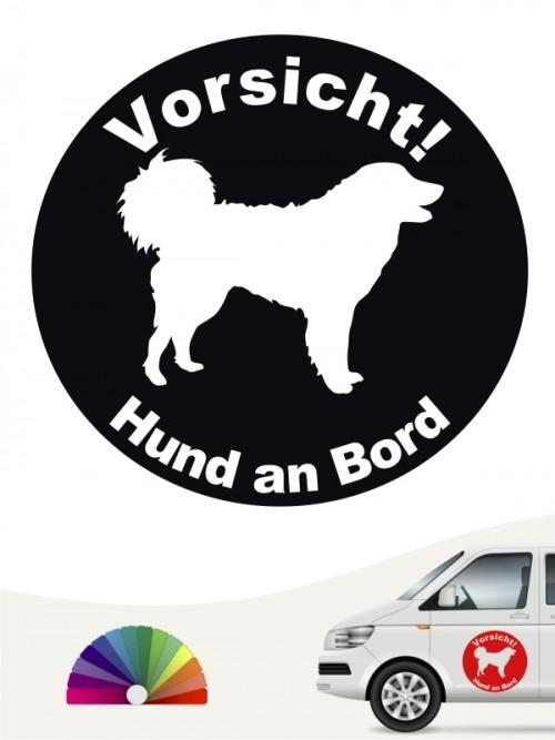 Kuvasz Aufkleber von anfalas.de